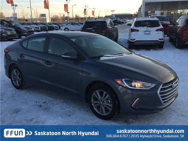 2018 Hyundai Elantra GL SE (Stk: B7180) in Saskatoon - Image 1 of 24