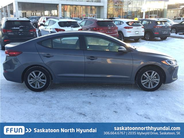 2018 Hyundai Elantra GL SE (Stk: B7180) in Saskatoon - Image 2 of 24