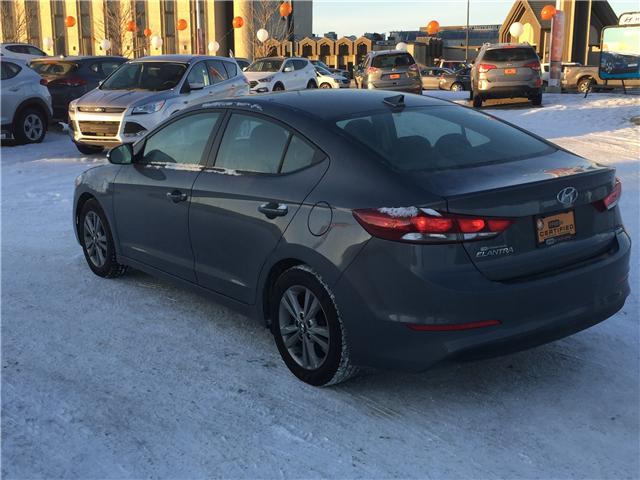 2018 Hyundai Elantra GL SE (Stk: B7180) in Saskatoon - Image 5 of 24