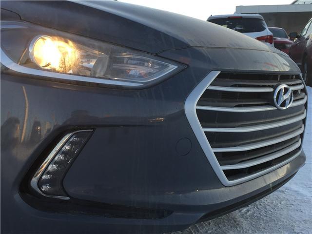 2018 Hyundai Elantra GL SE (Stk: B7180) in Saskatoon - Image 9 of 24