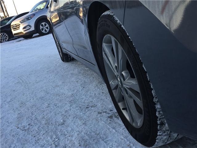 2018 Hyundai Elantra GL SE (Stk: B7180) in Saskatoon - Image 10 of 24