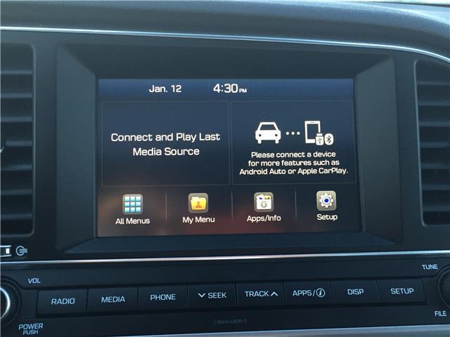 2018 Hyundai Elantra GL SE (Stk: B7180) in Saskatoon - Image 20 of 24