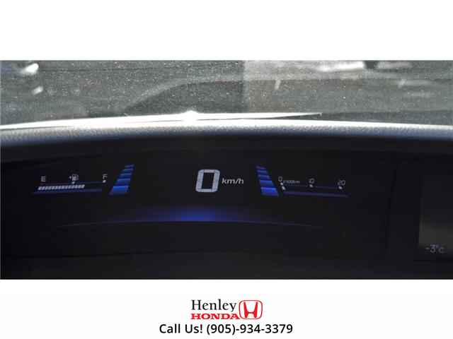2015 Honda Civic LX 1 OWNER, NO ACCIDENTS, BLUETOOTH (Stk: R9292) in St. Catharines - Image 18 of 24