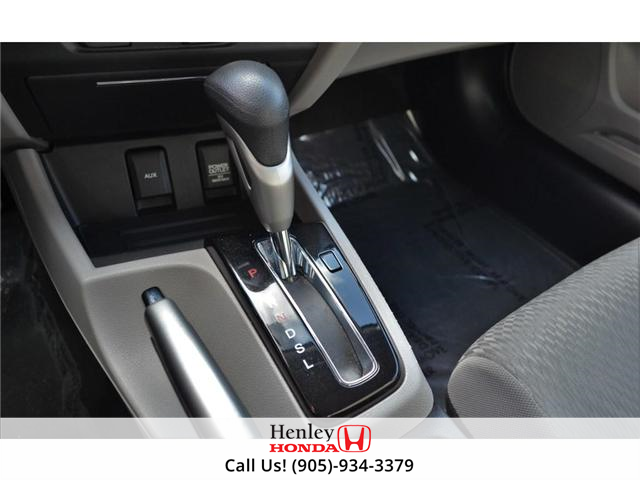 2015 Honda Civic LX 1 OWNER, NO ACCIDENTS, BLUETOOTH (Stk: R9292) in St. Catharines - Image 22 of 24