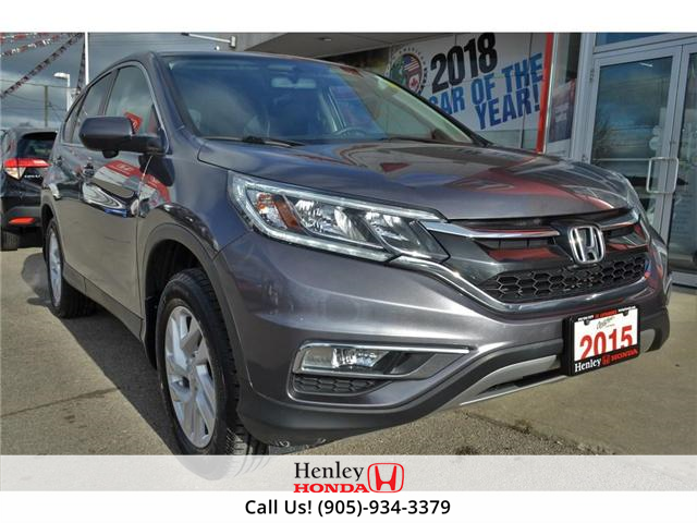 2015 Honda CR-V EX SUNROOF ALLOY WHEELS BLUETOOTH BACK UP (Stk: B0812) in St. Catharines - Image 2 of 25