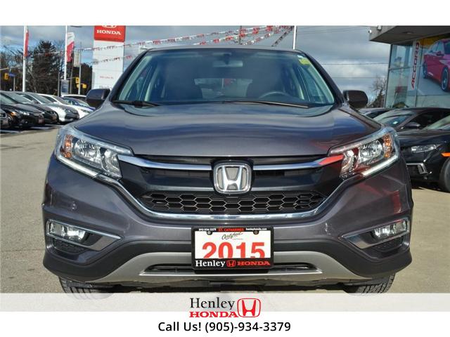 2015 Honda CR-V EX SUNROOF ALLOY WHEELS BLUETOOTH BACK UP (Stk: B0812) in St. Catharines - Image 3 of 25