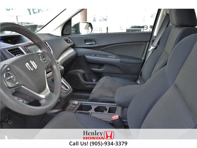 2015 Honda CR-V EX SUNROOF ALLOY WHEELS BLUETOOTH BACK UP (Stk: B0812) in St. Catharines - Image 8 of 25