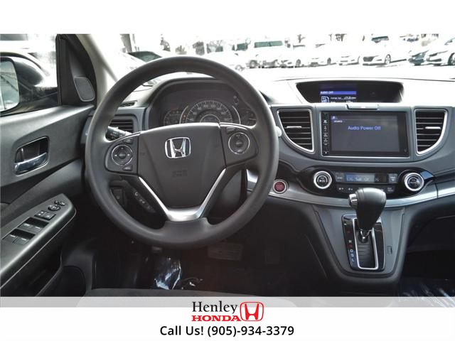 2015 Honda CR-V EX SUNROOF ALLOY WHEELS BLUETOOTH BACK UP (Stk: B0812) in St. Catharines - Image 12 of 25
