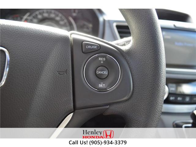 2015 Honda CR-V EX SUNROOF ALLOY WHEELS BLUETOOTH BACK UP (Stk: B0812) in St. Catharines - Image 15 of 25