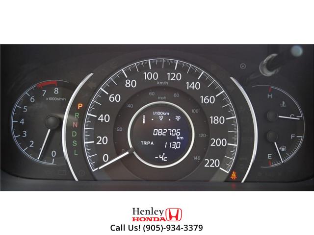 2015 Honda CR-V EX SUNROOF ALLOY WHEELS BLUETOOTH BACK UP (Stk: B0812) in St. Catharines - Image 16 of 25