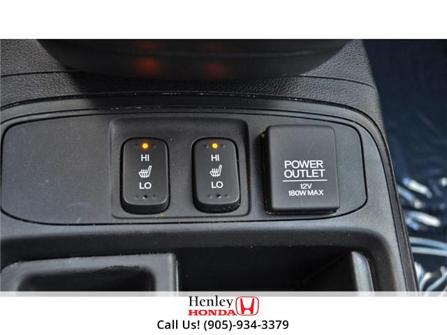 2015 Honda CR-V EX SUNROOF ALLOY WHEELS BLUETOOTH BACK UP (Stk: B0812) in St. Catharines - Image 21 of 25