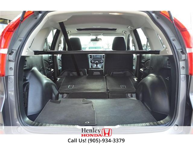 2015 Honda CR-V EX SUNROOF ALLOY WHEELS BLUETOOTH BACK UP (Stk: B0812) in St. Catharines - Image 25 of 25