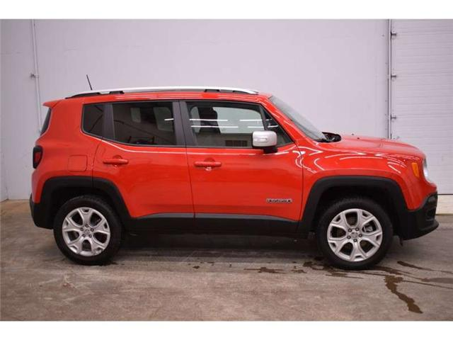 2018 Jeep Renegade LIMITED 4x4 - NAV * LEATHER * BACKUP CAM (Stk: B3010) in Kingston - Image 1 of 30