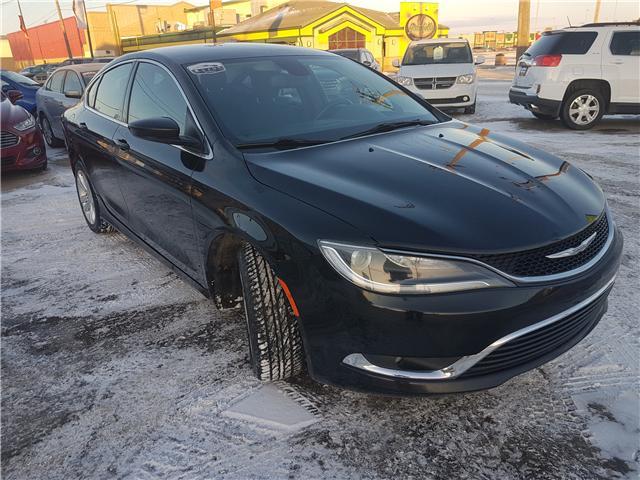 2016 Chrysler 200 Limited (Stk: A2596) in Saskatoon - Image 8 of 22