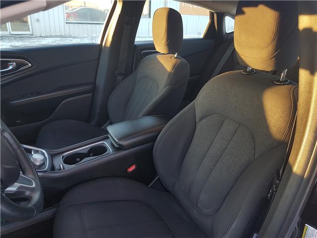 2016 Chrysler 200 Limited (Stk: A2596) in Saskatoon - Image 11 of 22