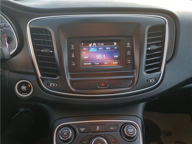 2016 Chrysler 200 Limited (Stk: A2596) in Saskatoon - Image 14 of 22