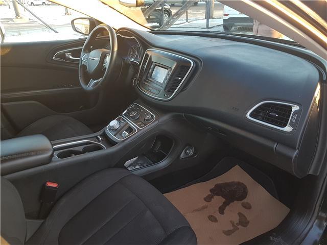 2016 Chrysler 200 Limited (Stk: A2596) in Saskatoon - Image 17 of 22