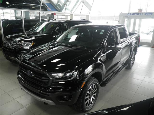 2019 Ford Ranger Lariat (Stk: 1911490) in Ottawa - Image 1 of 14