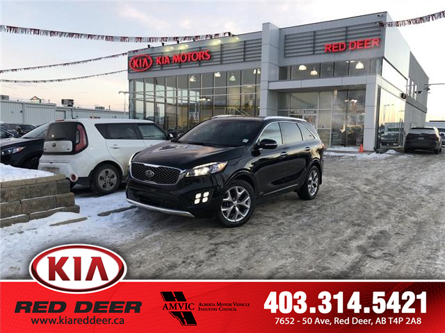 2017 Kia Sorento 3.3L SX+ (Stk: 9SR0325A) in Red Deer - Image 2 of 46