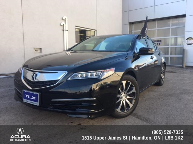 2015 Acura TLX Tech (Stk: 1512940) in Hamilton - Image 1 of 21
