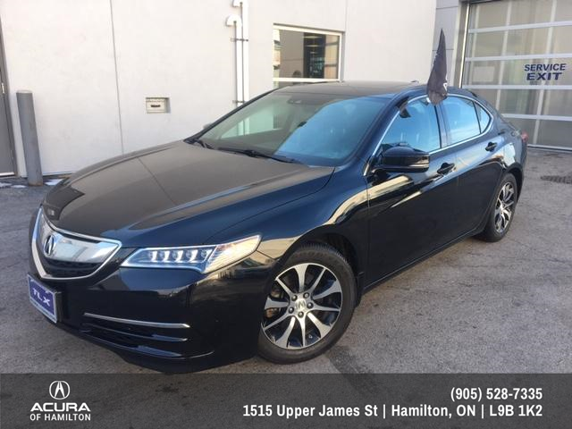 2015 Acura TLX Tech (Stk: 1512940) in Hamilton - Image 2 of 21