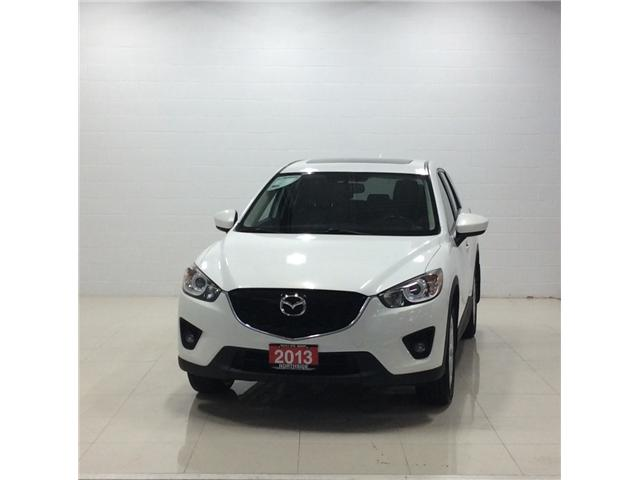 2013 Mazda CX-5 GT (Stk: M18297A) in Sault Ste. Marie - Image 1 of 15