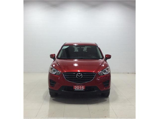 2016 Mazda CX-5 GX (Stk: T18336B) in Sault Ste. Marie - Image 2 of 12
