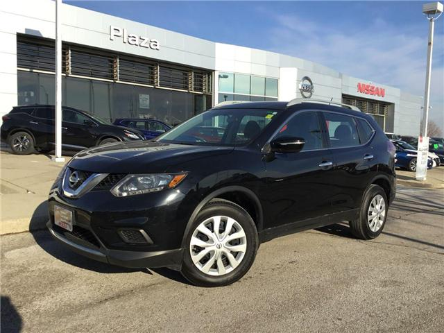 2014 Nissan Rogue S (Stk: T7717) in Hamilton - Image 1 of 23
