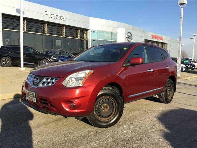 2013 Nissan Rogue S (Stk: T7442A) in Hamilton - Image 1 of 7