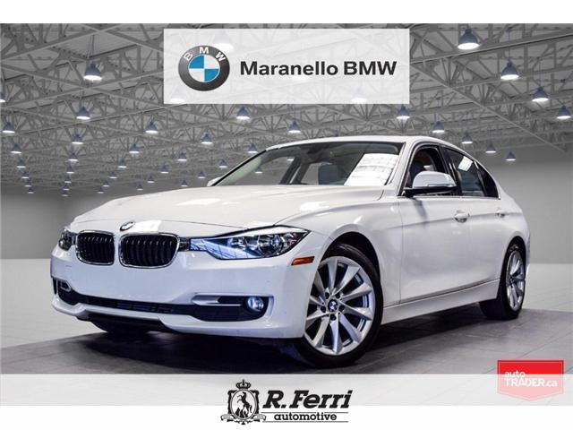2014 BMW 320i xDrive (Stk: U8249) in Woodbridge - Image 1 of 21