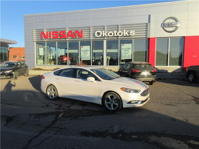 2017 Ford Fusion Titanium (Stk: 8391) in Okotoks - Image 1 of 20