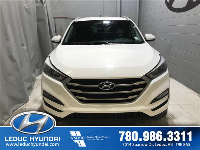 2017 Hyundai Tucson Premium (Stk: 8TC1355A) in Leduc - Image 1 of 8