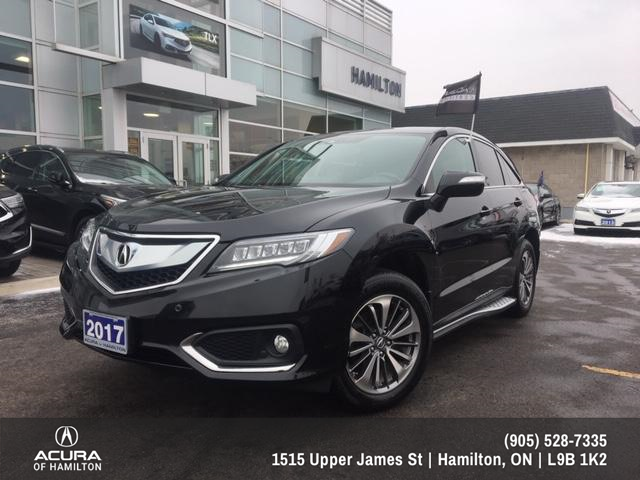 2017 Acura RDX Elite (Stk: 1712990) in Hamilton - Image 1 of 27