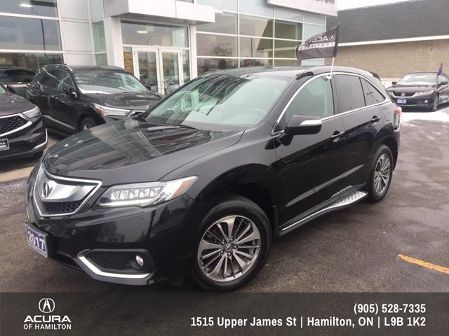 2017 Acura RDX Elite (Stk: 1712990) in Hamilton - Image 2 of 27