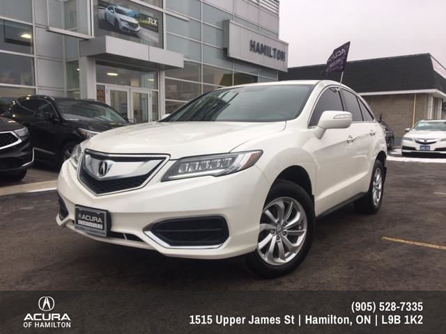 2017 Acura RDX Tech (Stk: 1713020) in Hamilton - Image 1 of 24