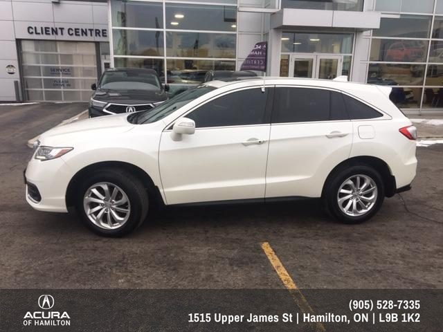 2017 Acura RDX Tech (Stk: 1713020) in Hamilton - Image 3 of 24