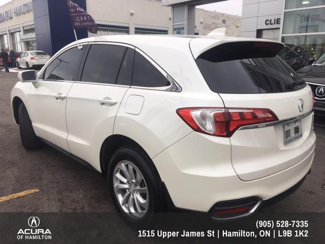 2017 Acura RDX Tech (Stk: 1713020) in Hamilton - Image 4 of 24