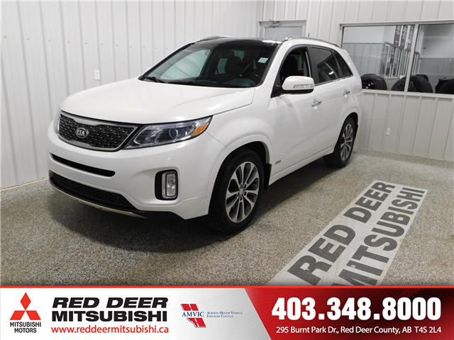 2015 Kia Sorento SX (Stk: L8016) in Red Deer County - Image 1 of 16
