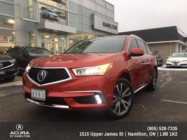 2019 Acura MDX Elite (Stk: 19-0106) in Hamilton - Image 1 of 25