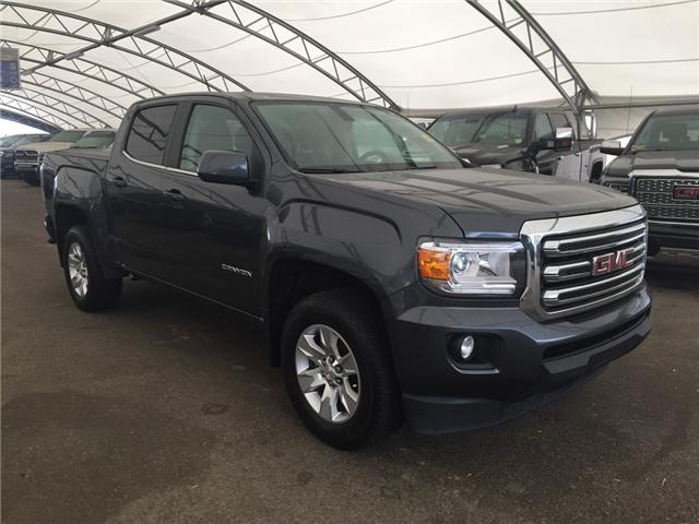 2016 GMC Canyon SLE (Stk: 143436) in AIRDRIE - Image 1 of 19