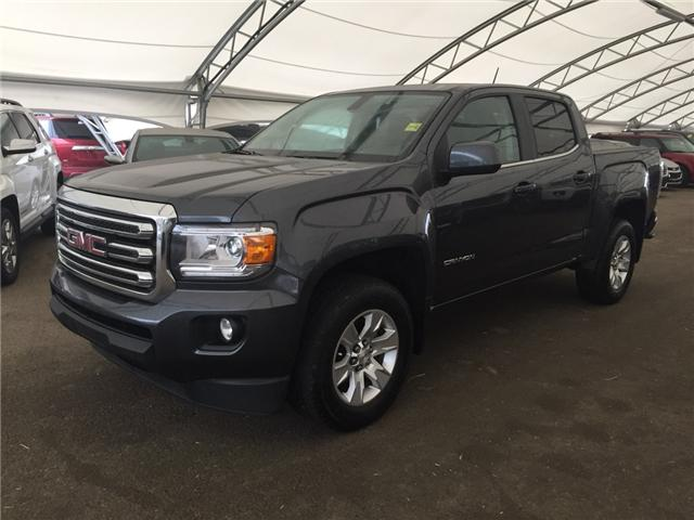 2016 GMC Canyon SLE (Stk: 143436) in AIRDRIE - Image 3 of 19