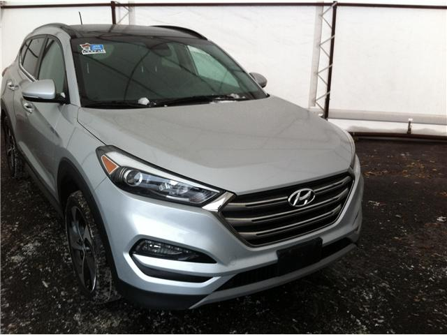 2017 Hyundai Tucson SE (Stk: A8271B) in Ottawa - Image 1 of 25