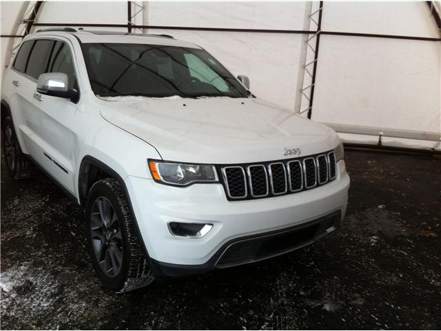 2018 Jeep Grand Cherokee Limited (Stk: D8287A) in Ottawa - Image 1 of 23