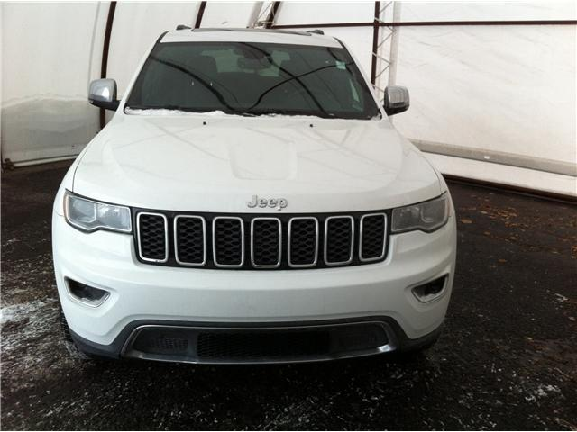 2018 Jeep Grand Cherokee Limited (Stk: D8287A) in Ottawa - Image 2 of 23
