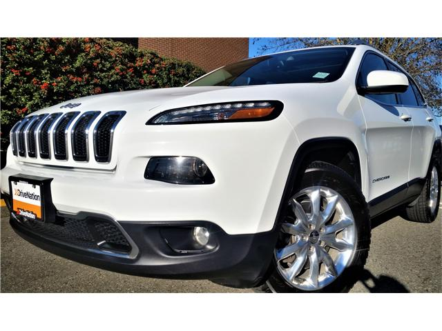 2015 Jeep Cherokee Limited (Stk: G0074B) in Abbotsford - Image 1 of 23