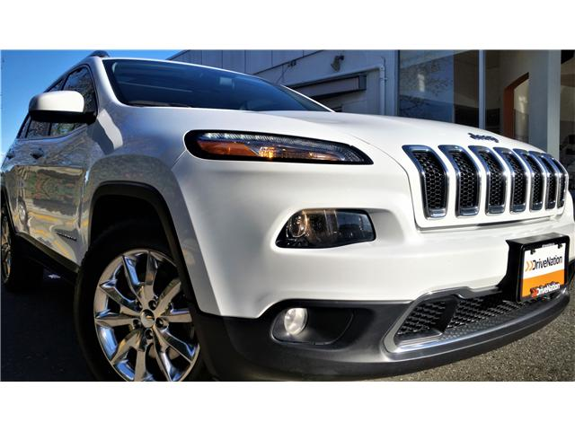 2015 Jeep Cherokee Limited (Stk: G0074B) in Abbotsford - Image 4 of 23