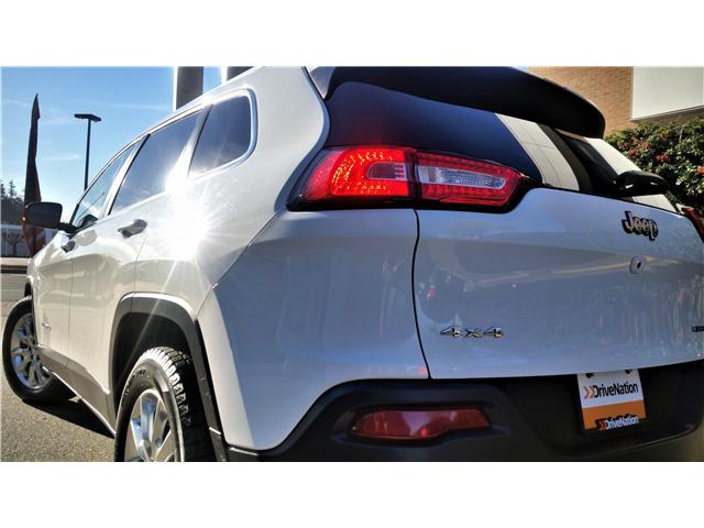2015 Jeep Cherokee Limited (Stk: G0074B) in Abbotsford - Image 13 of 23