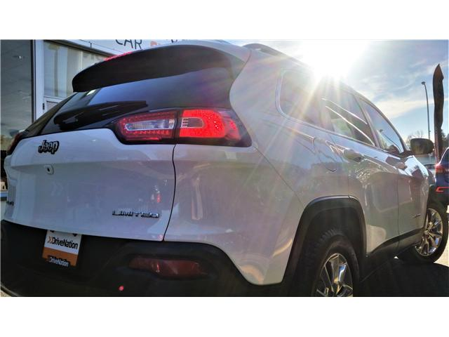 2015 Jeep Cherokee Limited (Stk: G0074B) in Abbotsford - Image 7 of 23