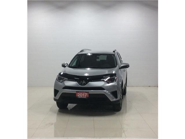 2017 Toyota RAV4 LE (Stk: P5119) in Sault Ste. Marie - Image 1 of 12