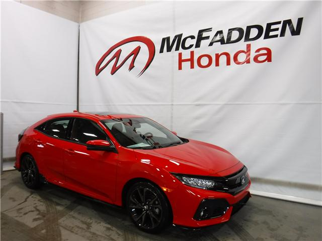 2019 Honda Civic Sport Touring (Stk: 1726) in Lethbridge - Image 1 of 20
